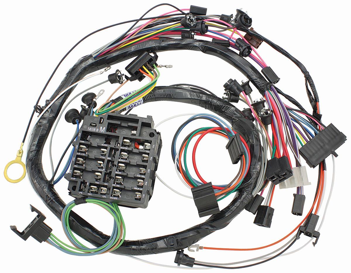 Excellent Chevelle Fuse Box Wiring Wiring Diagram Schema Wiring Cloud Waroletkolfr09Org
