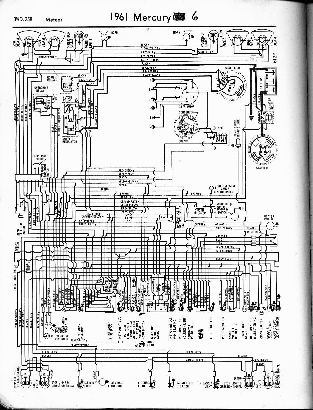 56 Mercury Wiring Diagram 1995 Ford Ranger Wire Diagram Wiring Diagram Schematics