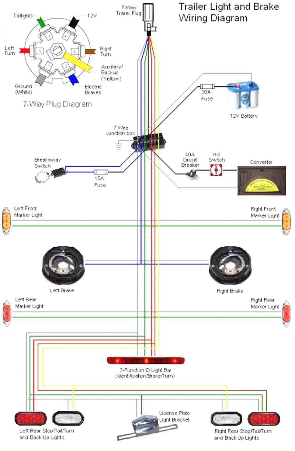 Semi Trailer Tail Light Wiring Diagram 2012 Chevy Express Fuse Box Pontiacs Citroen Wirings1 Jeanjaures37 Fr