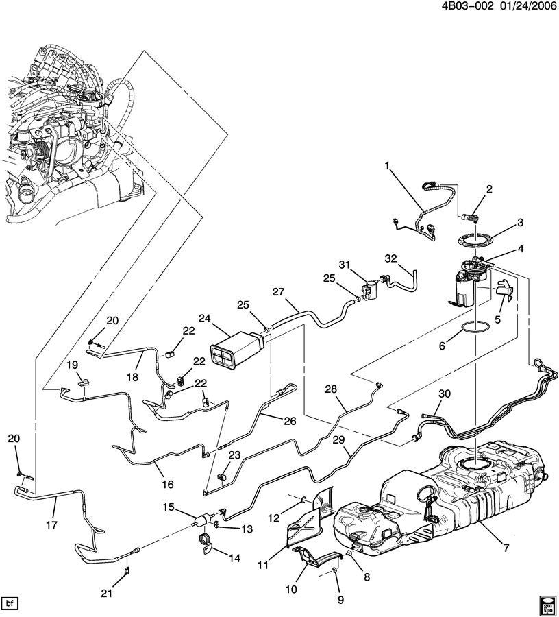 sz1459 rendezvous fuel filter schematic wiring