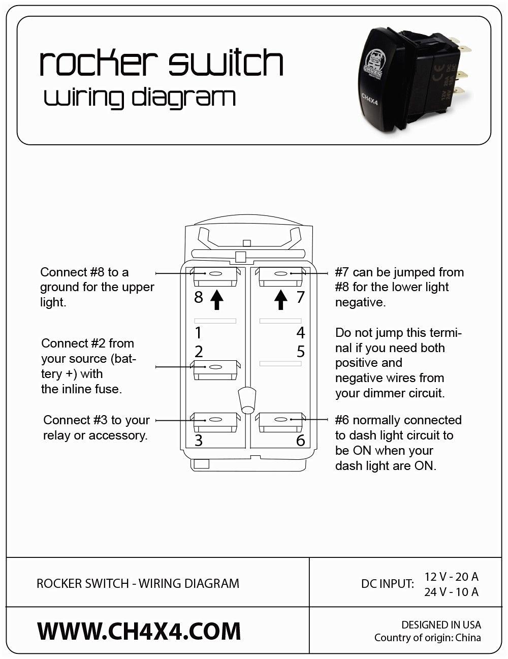 Incredible Narva Rocker Switch Wiring Diagram Basic Electronics Wiring Diagram Wiring Cloud Intelaidewilluminateatxorg