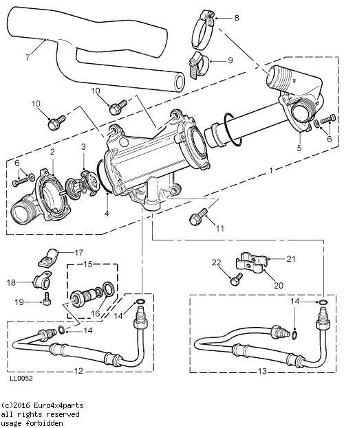 Fn 9466  2003 Land Rover Freelander Engine Diagram