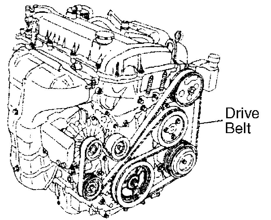 Awesome How Do I Et A Belt Routing Diagram For A 2003 Mazda 6I 2 3 Liter Wiring Cloud Eachirenstrafr09Org