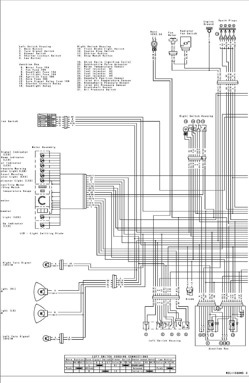 [SCHEMATICS_48IU]  AN_3451] 05 Kawasaki 636 Wiring Diagram | 03 Kawasaki 636 Wiring Diagram |  | Itis Tzici Frag Trons Mohammedshrine Librar Wiring 101