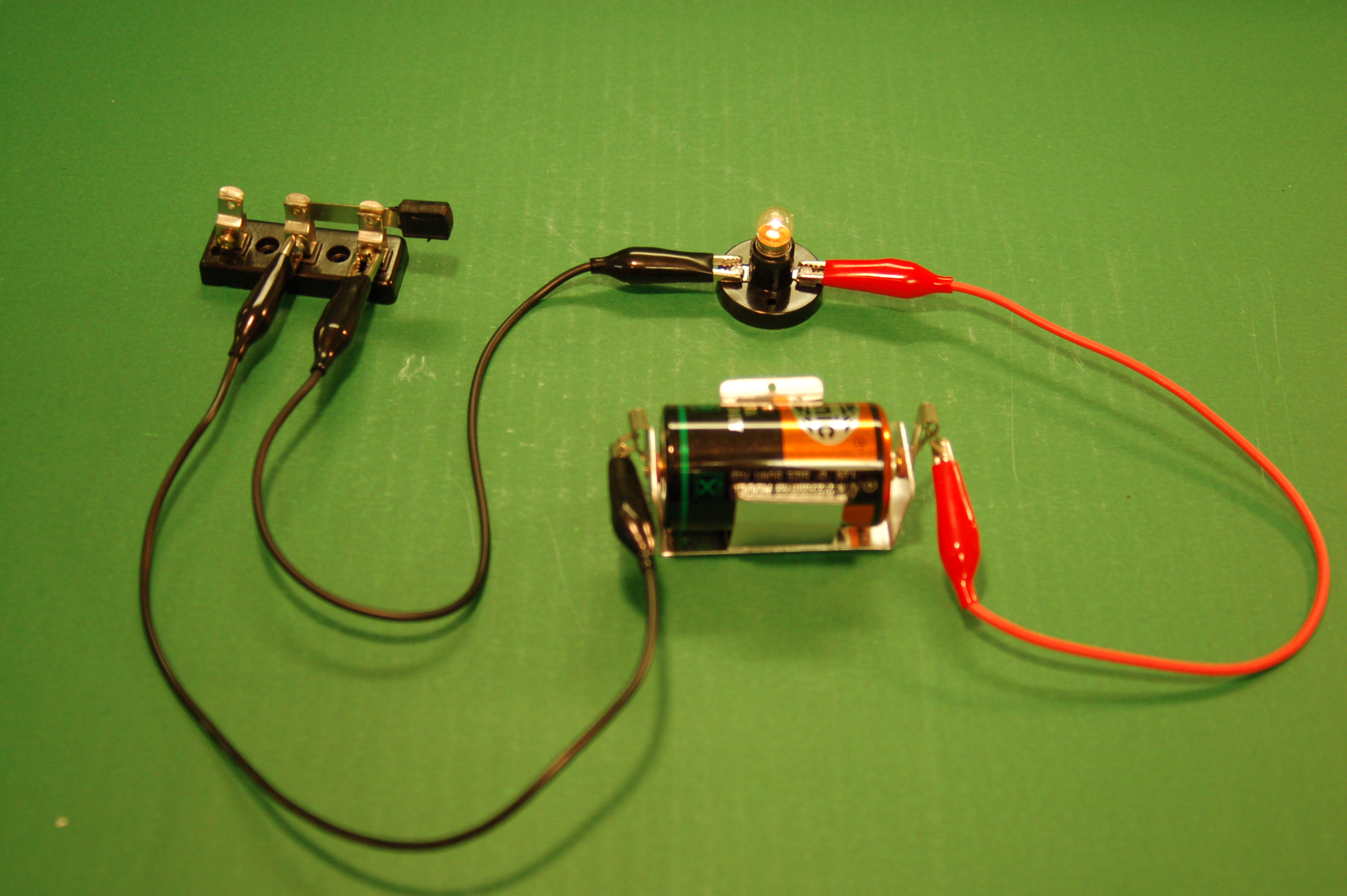 Enjoyable Simple Circuit W Switch Gadget Science Wiring Cloud Xortanetembamohammedshrineorg