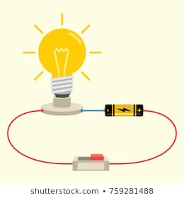 Miraculous Simple Circuit Switch Images Stock Photos Vectors Shutterstock Wiring Cloud Waroletkolfr09Org
