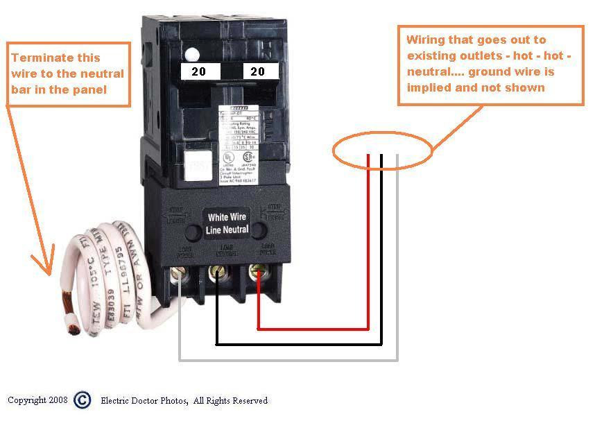 Ex 4810 2 Pole Breaker Wiring Diagram Spa