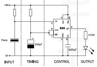 piezo transducer wiring diagram yw 3102  piezo transducer driver circuit further vibration sensor  piezo transducer driver circuit further