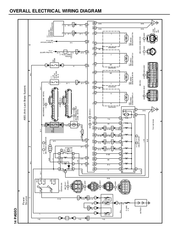AD_2301] 1992 Toyota Paseo Engine Diagram Get Free Image About Wiring  Diagram Wiring DiagramWww Mohammedshrine Librar Wiring 101