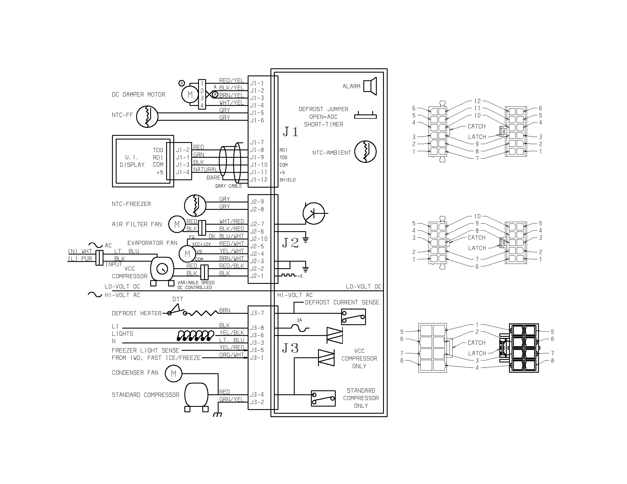AA_7923] Refrigerator Wiring Diagram Further Kenmore Elite Refrigerator  Wiring Wiring DiagramHemt Rally Hapolo Stre Tobiq Emba Mohammedshrine Librar Wiring 101
