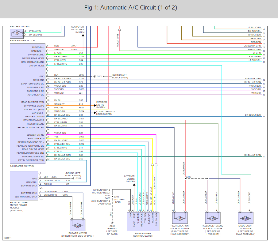 Ag 2587 2014 Chrysler Town And Country Fuse Diagram Schematic Wiring