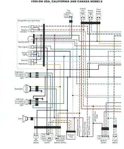 ga1933 motorcycle blinker wiring diagram schematic wiring