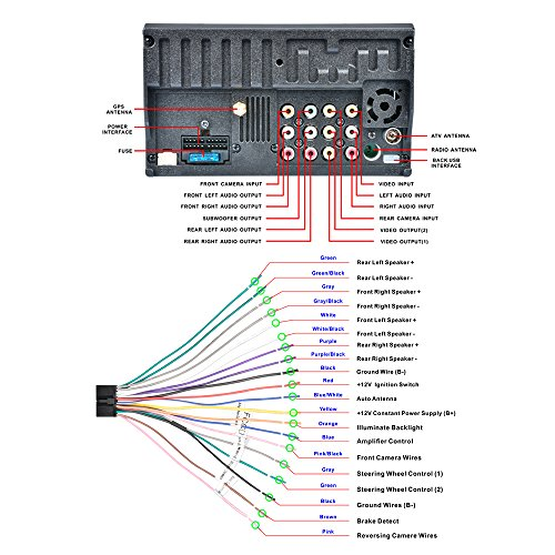 yh_5659] 2 din car stereo wiring diagram download diagram  cajos licuk mohammedshrine librar wiring 101