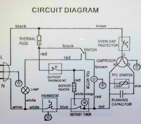 commercial defrost timer wiring cat 5a wiring diagram