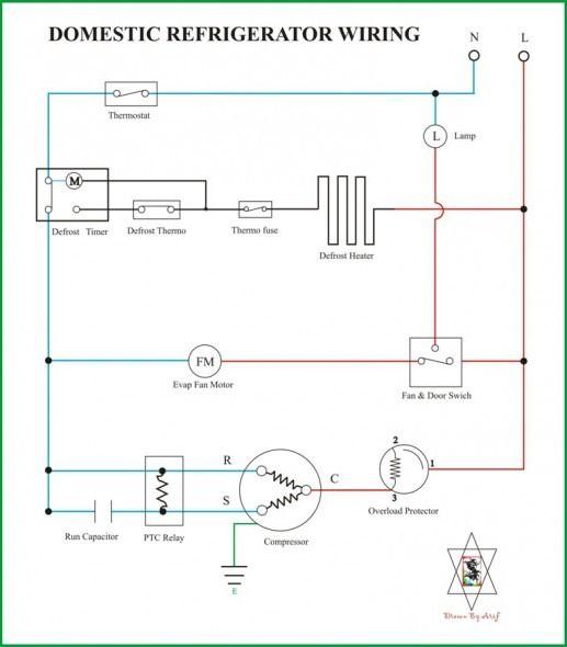 Lg Frost Free Refrigerator Wiring Diagram - Wiring Diagrams DataUssel