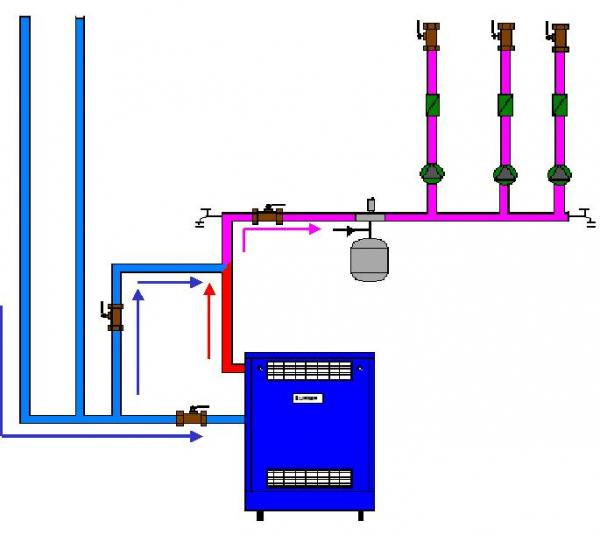 Excellent Baseboard Heating Baseboard Heating Piping Diagram Wiring Cloud Onicaxeromohammedshrineorg