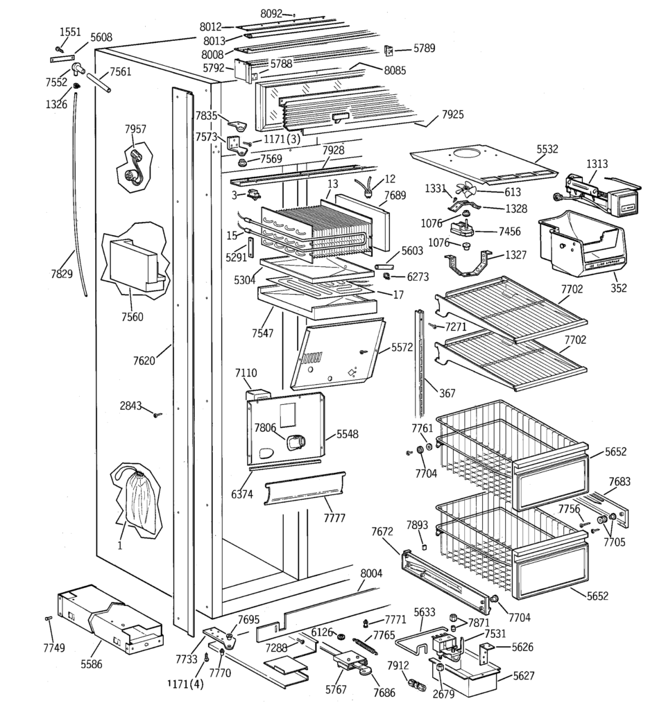 Refrigerator Parts Schematic - 2006 Charger Fuse Diagram Manual -  valkyrie.bmw1992.warmi.fr | Refrigerator Parts Schematic |  | Wiring Diagram Resource