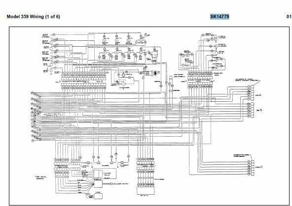 Astonishing Peterbilt Wire Diagrams Owner Manual Wiring Diagram Wiring Cloud Xortanetembamohammedshrineorg