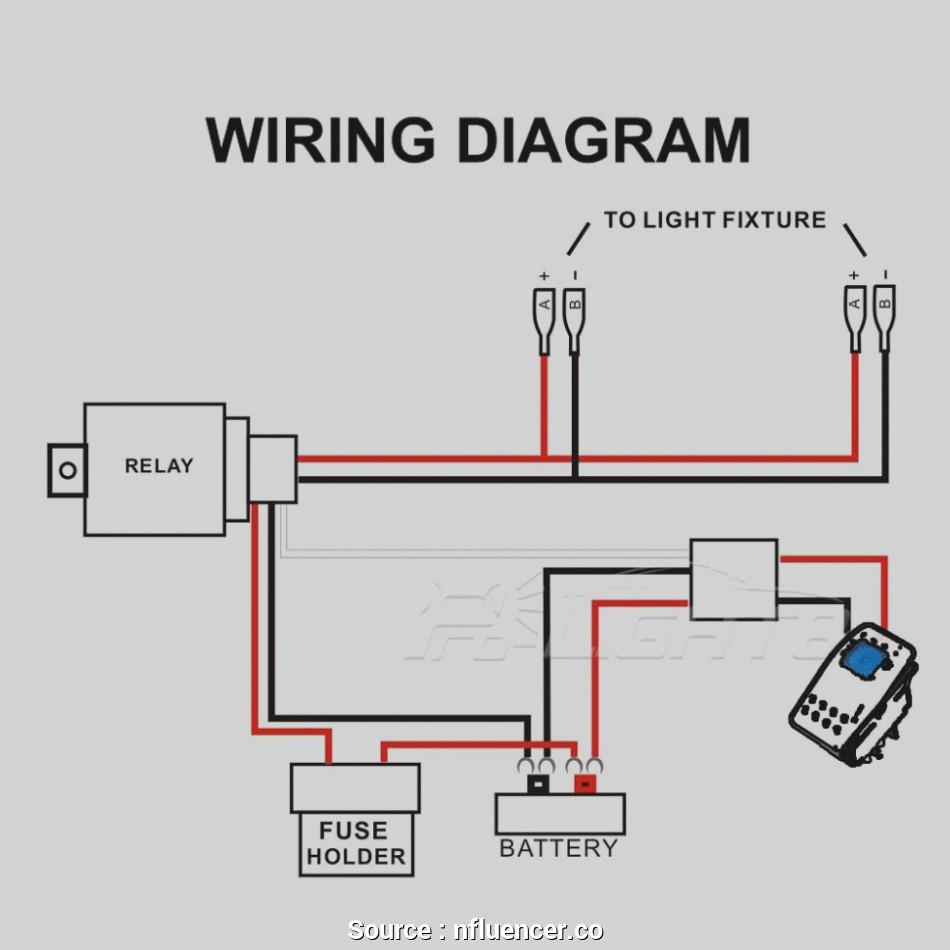 Narva Spotlight Relay Wiring Diagram