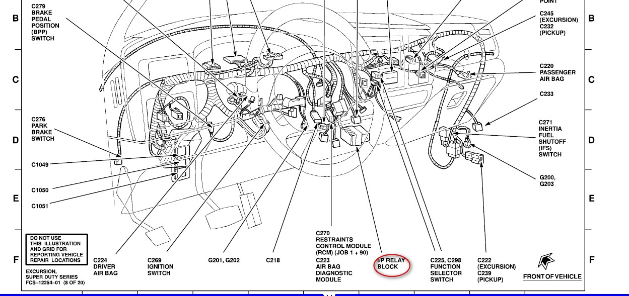 TL_1843] 1995 Ford F 150 Fuel Pump Relay Location Schematic WiringWww Mohammedshrine Librar Wiring 101