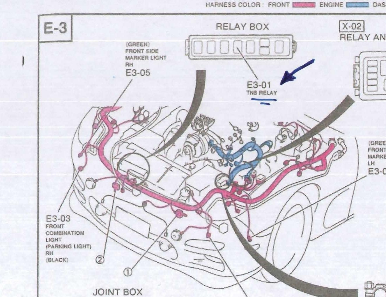 2003 Dodge Neon Multifunction Switch Wiring Diagram