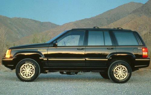 Awe Inspiring Used 1995 Jeep Grand Cherokee Pricing For Sale Edmunds Wiring Cloud Histehirlexornumapkesianilluminateatxorg