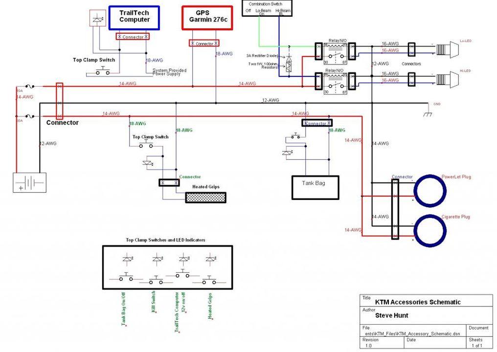 91 camaro headlight wiring diagram tg 8860  ktm 300 headlight wiring diagram schematic wiring  ktm 300 headlight wiring diagram