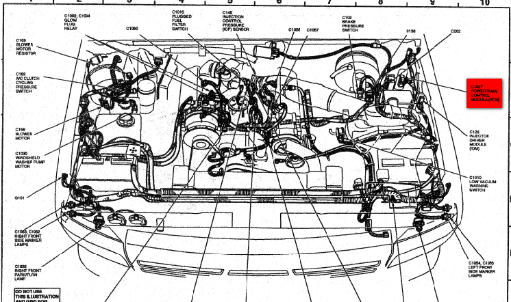 gk8376 95 ranger wiring diagram get free image about