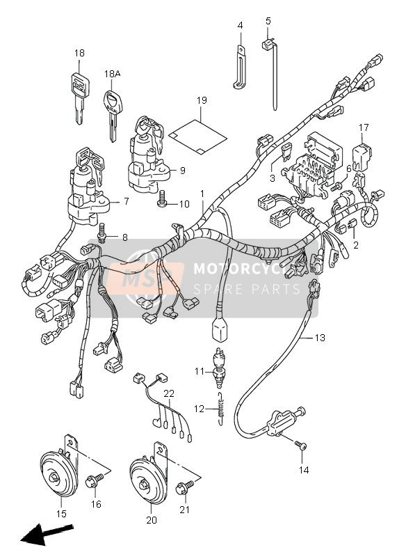 OX_0691] Wiring Diagram 2001 Gsf 600S Download DiagramYnthe Funi Icism Viewor Mohammedshrine Librar Wiring 101