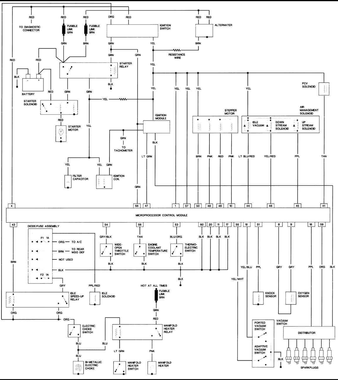 Fine Ford 1997 4 2L Engine Diagram Basic Electronics Wiring Diagram Wiring Cloud Staixaidewilluminateatxorg