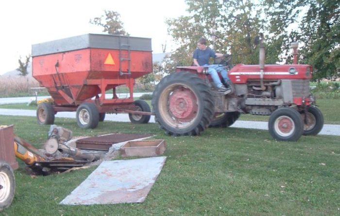Stupendous Farming Picture Blogs Fine Homebuilding Wiring Cloud Licukshollocom