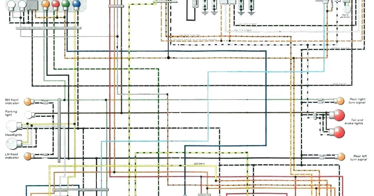 2006 Suzuki Katana 750 Wiring Diagram