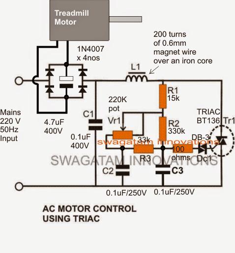 Wondrous Treadmill Motor Speed Controller Circuit Homemade Circuit Projects Wiring Cloud Orsalboapumohammedshrineorg