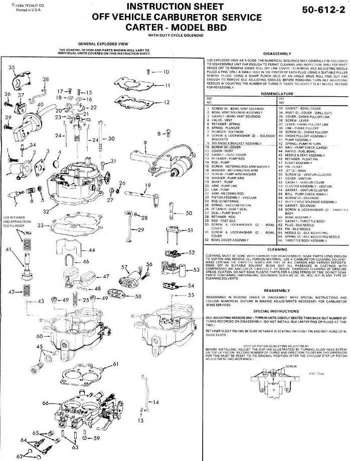 54 jeep solex carburetor diagram et 8927  carter carburetor exploded diagram download diagram  carter carburetor exploded diagram