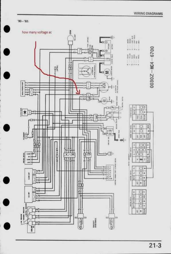 1995 Bayou 220 Wiring Diagram - Wiring Diagram
