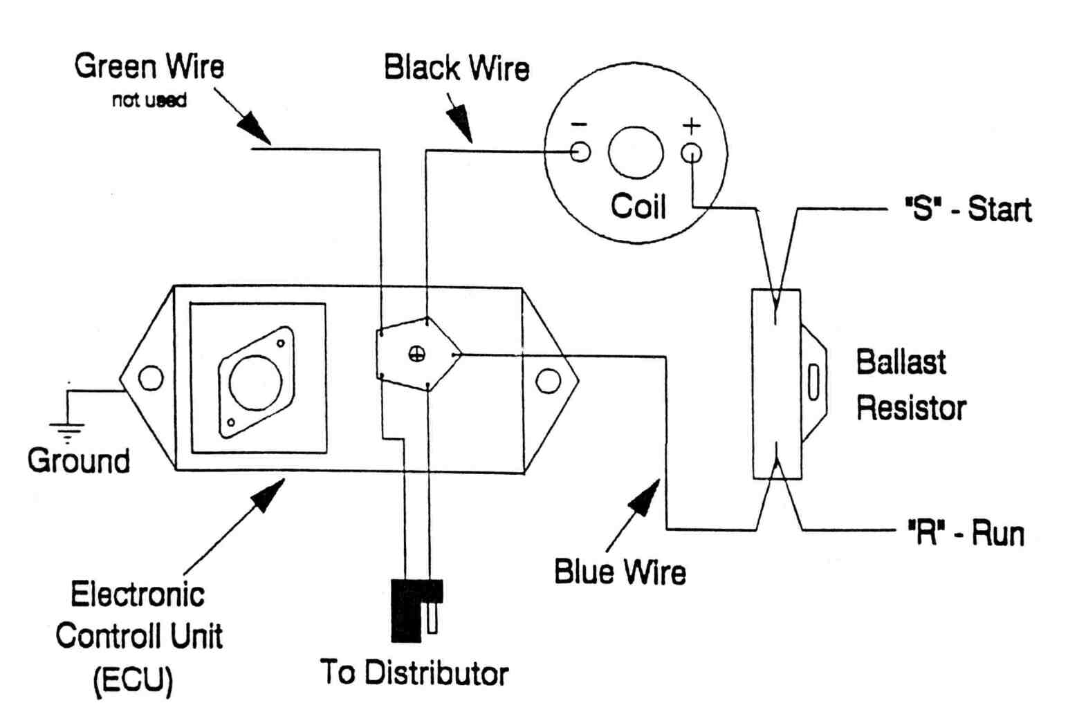 1994 dodge dakota wiring vl 3533  mopar ballast resistor wiring diagram  mopar ballast resistor wiring diagram