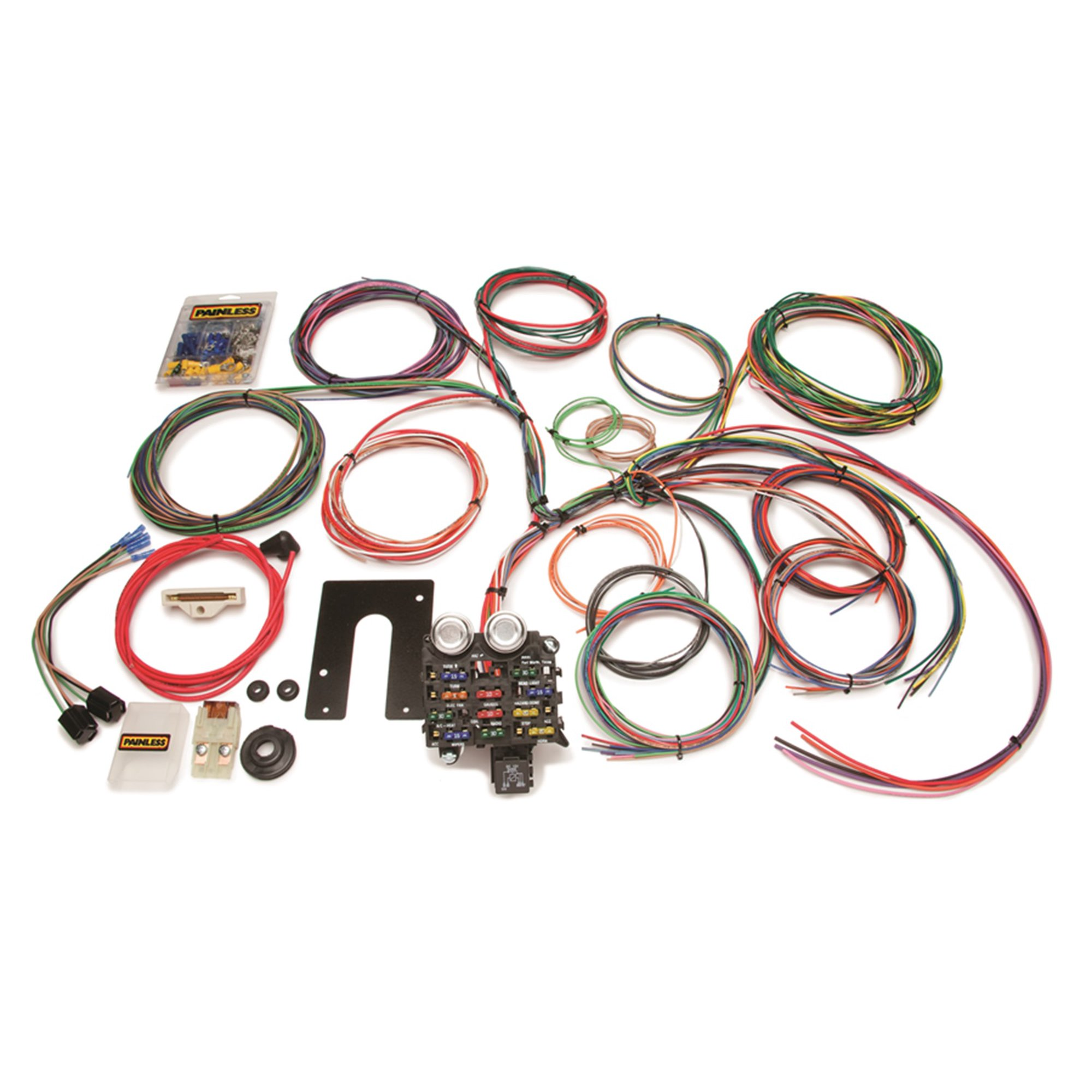 painless wiring harness and chassis xe 9072  painless wire harness connectors free diagram  painless wire harness connectors free
