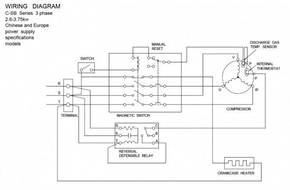 Copeland Wiring Diagram