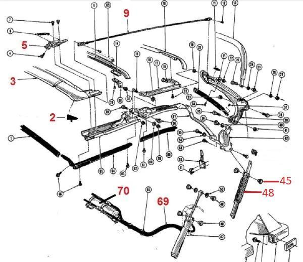 Wx 1902 1969 Convertible Firebird Wiring Diagram Firebird Parts Literature Download Diagram