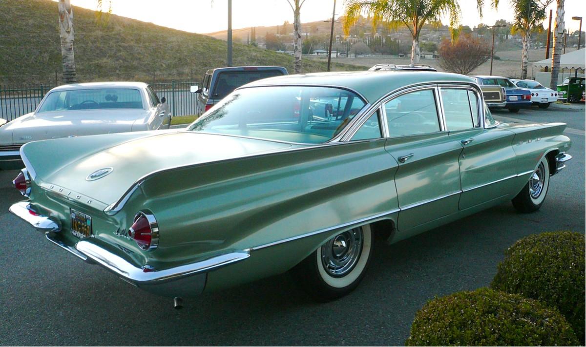 Cool 1960 Buick Lesabre 4 Door Sedan Wiring Cloud Uslyletkolfr09Org