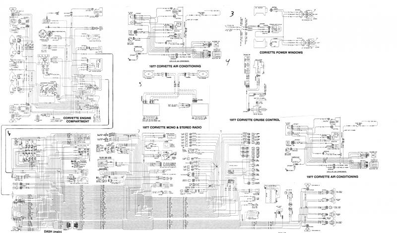 Hd 6254 1977 Corvette Air Conditioning Wiring Diagram Wiring Diagram