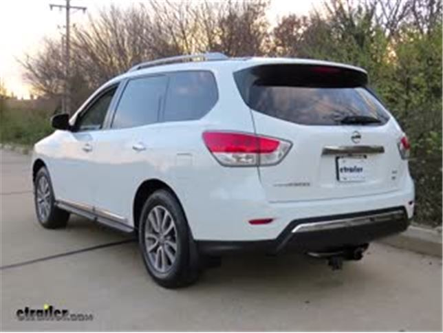 2008 Nissan Pathfinder Trailer Wiring Harness Pics