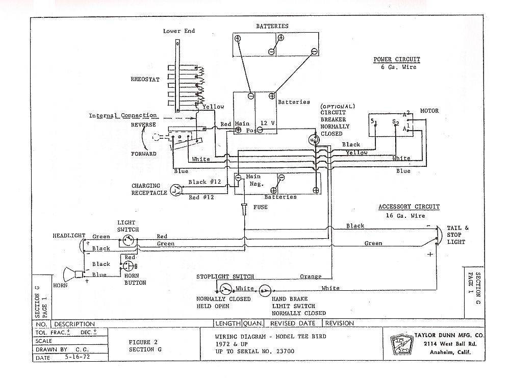Surprising Taylor Dunn Wiring Diagram Basic Electronics Wiring Diagram Wiring Cloud Rometaidewilluminateatxorg