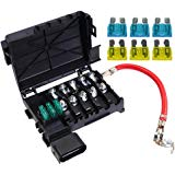 Pleasant Amazon Com Apdty 035792 Fuse Box Assembly Battery Mounted With New Wiring Cloud Onicaxeromohammedshrineorg