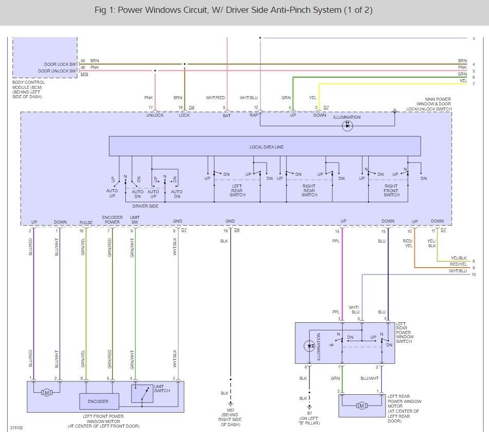 2005 Maxima Wiring Diagram