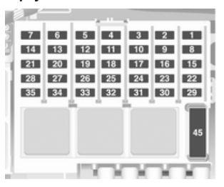 fuse box diagram for corsa b ds 6059  opel corsa b fuse box diagram schematic wiring  opel corsa b fuse box diagram schematic