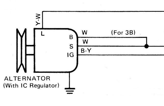 Groovy Toyota 3B Wiring Diagram Box Wiring Diagram Wiring Cloud Ittabisraaidewilluminateatxorg