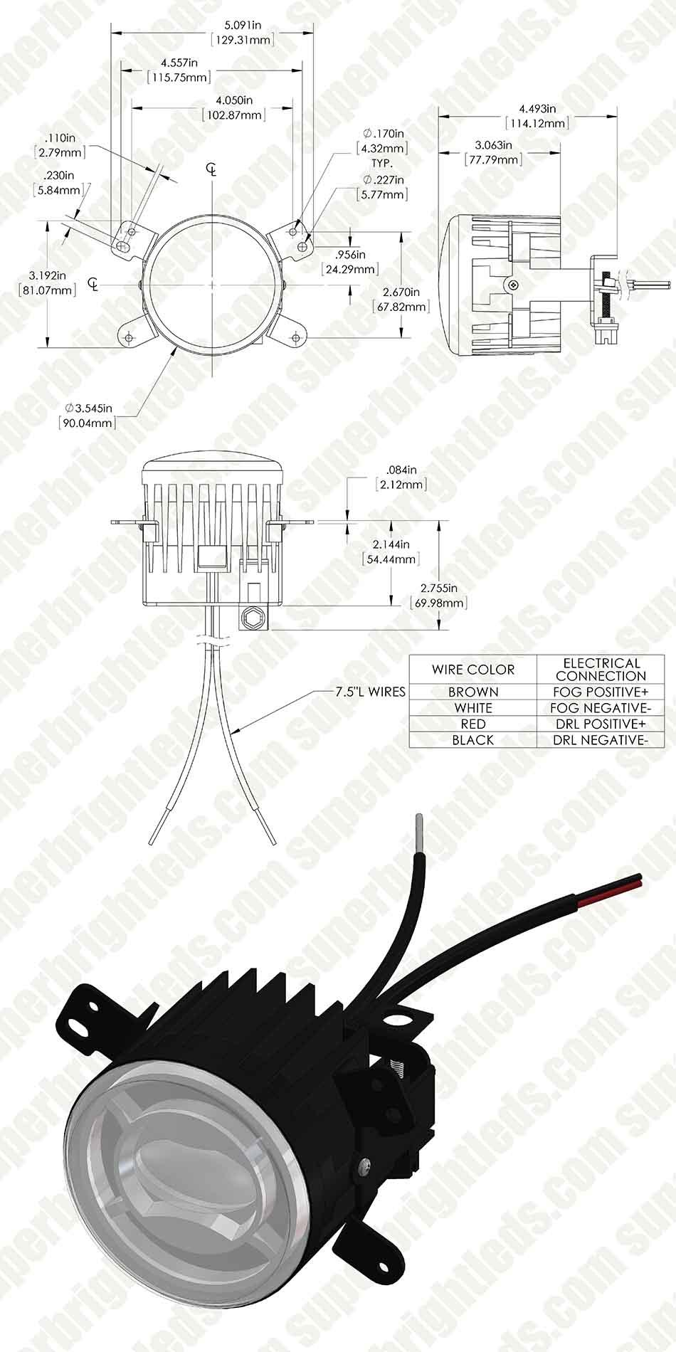 Superb Wrg 5047 Wiring Diagram For Led Daytime Running Lights Wiring Cloud Onicaxeromohammedshrineorg