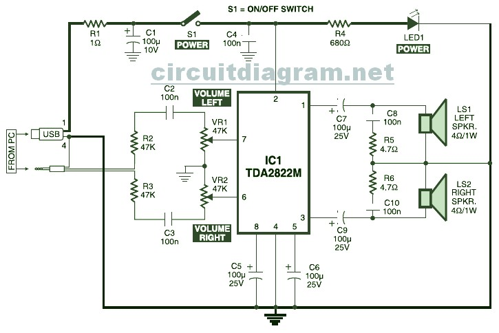 Awesome Usb Circuit Page 2 Computer Circuits Next Gr Wiring Cloud Uslyletkolfr09Org