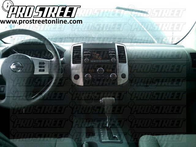 Terrific How To Nissan Frontier Stereo Wiring Diagram My Pro Street Wiring Cloud Ostrrenstrafr09Org